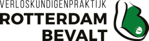 Logo Verloskundigenpraktijk Rotterdam bevalt